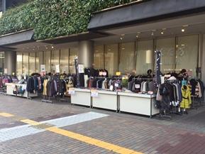 ブティック ロコ&三森物産 阪急大井食品館前 催事出店