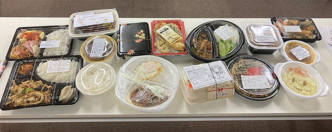 品川区飲食店・医療従事者応援プロジェクトの写真
